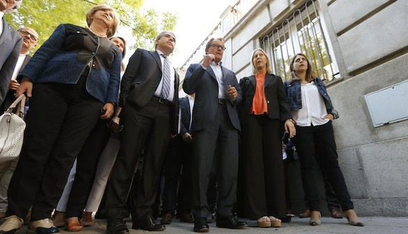 Homs dice que va a ser condenado porque así lo quiere el PP