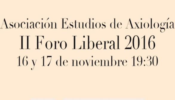 II Foro Liberal 2016: paridad euro-dólar