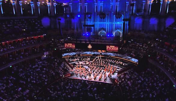 El otro gran festival de música clásica en verano, los Proms de Londres