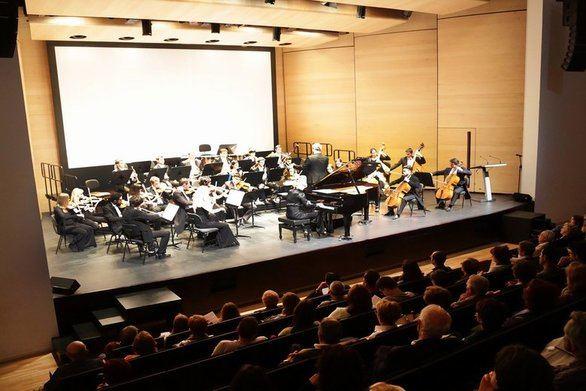 La Escuela de Música Reina Sofía, en el Auditorio Paco de Lucía