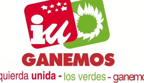 IU rectifica y elimina Ganemos de su nombre en Madrid