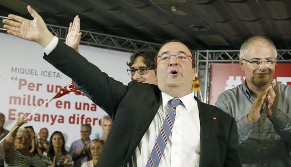 La permanencia de Cataluña en la UE centra el pulso electoral