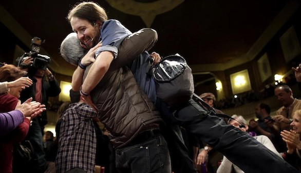 Iglesias: PSOE y C's pretenden