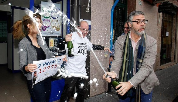 Galería. Risas, lágrimas y mucho champán: las imágenes de la ilusión