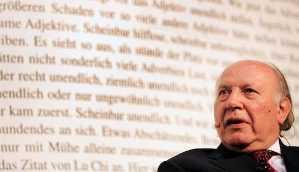 Imre Kertész: muere el prosista de la angustia humana