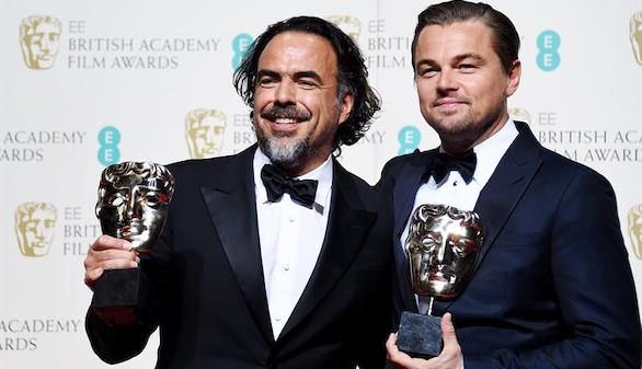 'El Renacido' conquista los Bafta y se ratifica como favorita a los Oscar