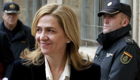 La Audiencia confirma que la Infanta tendrá que sentarse en el banquillo