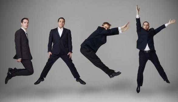 El Jack Quartet aterriza en el Museo Reina Sofía