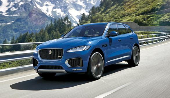 Motor. Jaguar se apunta a la moda de los todocaminos con F-Pace