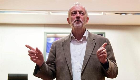 Corbyn, reelegido líder del Partido Laborista británico