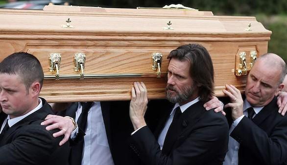 ¿Tuvo algo que ver Jim Carrey en el suicidio de su novia?