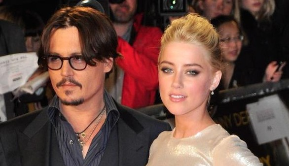 Johnny Depp y Amber Heard se divorcian entre rumores de guerra familiar abierta