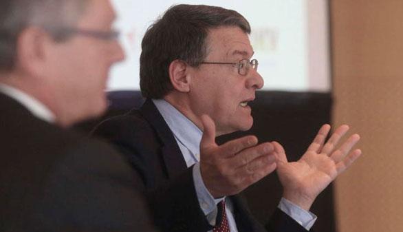 Jordi Sevilla, coordinador del programa económico del PSOE. (Foto: EFE)