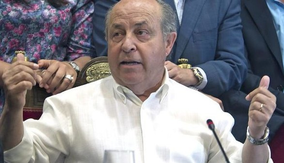Torres Hurtado, libre tras ser detenido por corrupción urbanística