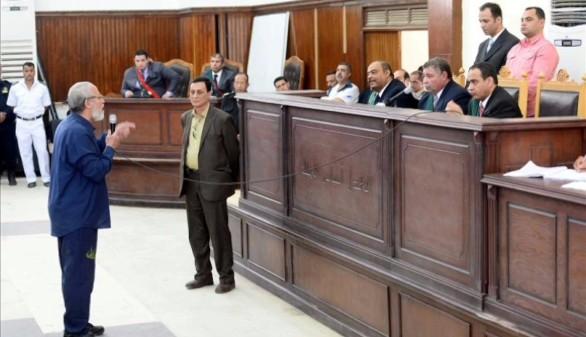 Egipto confirma la pena de muerte para el líder de los Hermanos Musulmanes