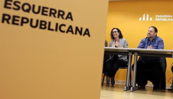 ERC entierra la Cataluña autonómica y señala la independencia como 'próxima estación'
