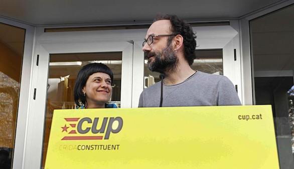 Juntos por el Sí y la CUP sellan el desafío al TC en el Parlament