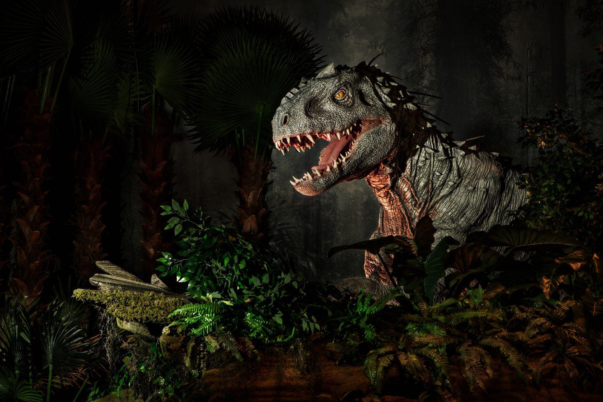 Los dinosaurios de Jurassic World llegan a Madrid en noviembre