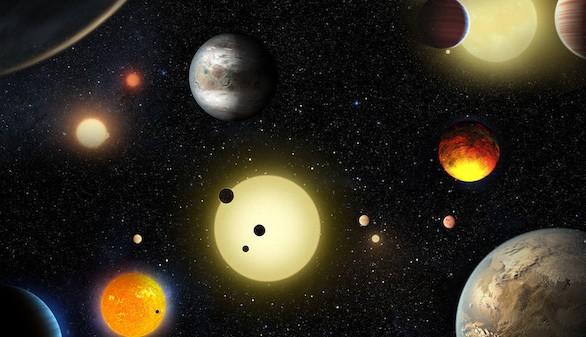 La NASA descubre 1.284 nuevos planetas, nueve de ellos habitables