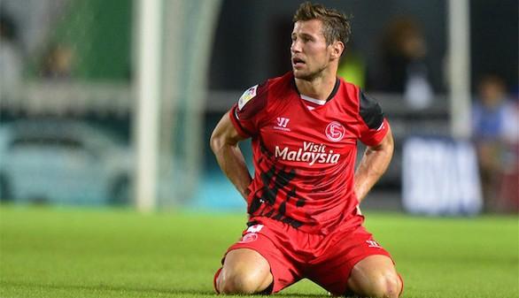 Emery saca a Krychowiak del Sevilla para su PSG