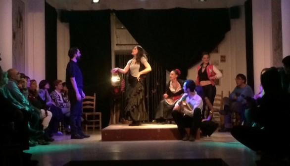 Vuelve La Gitanilla de Cervantes a la Sociedad Cervantina
