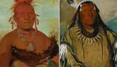 La ilusión del Lejano Oeste en la pintura del siglo XIX