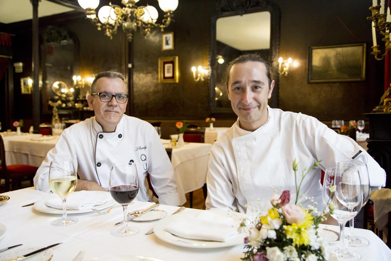 Lhardy recupera su ADN francés de la mano del chef Ismael Prados