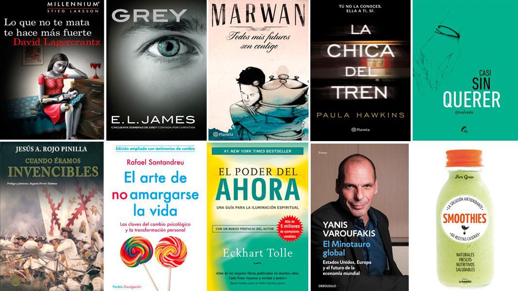 Los libros más vendidos en agosto   El Imparcial