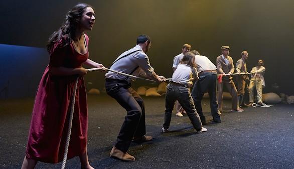 El laberinto mágico, de Max Aub: el mayor teatro, la guerra