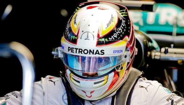 Gran premio de Australia. Hamilton, el más rápido;Sainz y Alonso, quinto y sexto.