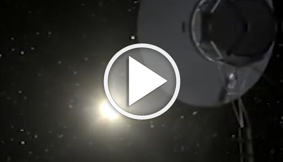 Vídeos virales. Así fue la primera imagen de la Tierra y la Luna