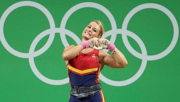 El dopaje ajeno hace histórica a Lydia Valentín: recupera sus medallas de Pekin y Londres
