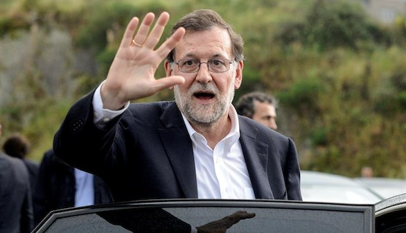 Rajoy presume de experiencia: no son tiempos para amateurs