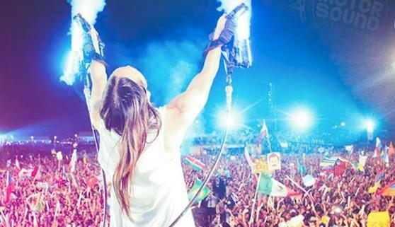 Motorsound Festival: ¿Cómo se organiza un macro festival de música?