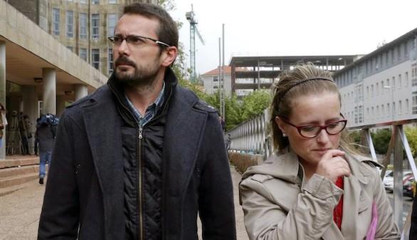 Los padres de la niña gallega fallecida dicen que se fue