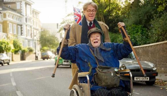 The Lady in the van: Maggie Smith, 80 años en plena forma