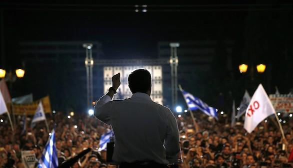 Grecia se parte en dos por el referéndum