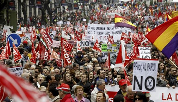 Convocadas 76 manifestaciones