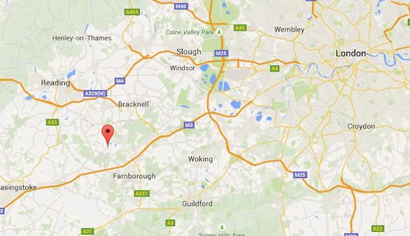 Mueren varios familiares de Bin Laden en un accidente en Inglaterra
