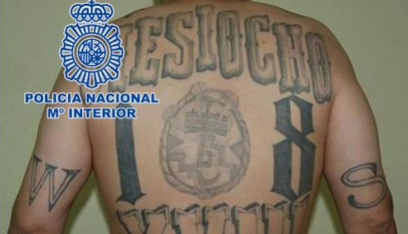 Detenido un cabecilla de la Mara 18 encargado de activar la banda en España