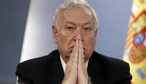 Margallo envía de vuelta a Venezuela al embajador español