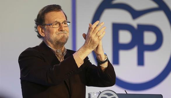 Rajoy insiste en una gran coalición con él como presidente