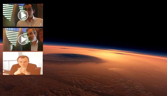Antes de llegar a Marte, el hombre volverá a la Luna, según los expertos