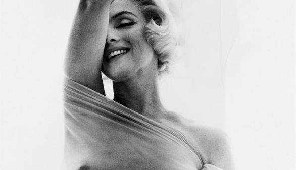 A subasta la última sesión de fotos para la que posó Marilyn Monroe