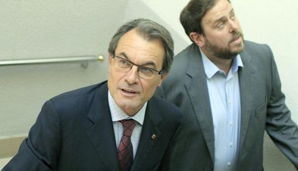 Standard & Poor's hunde la calificación de Cataluña por las 'tensiones políticas'