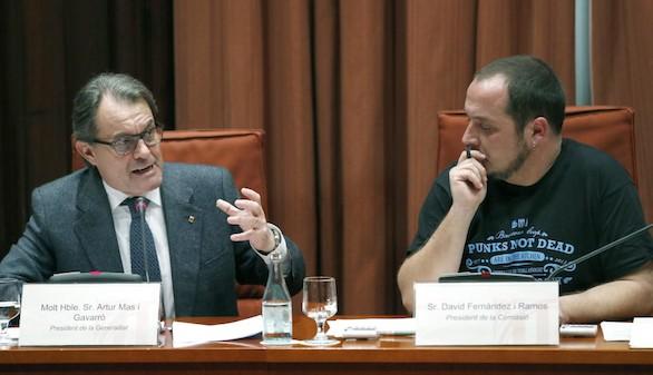 La CUP apuesta por salir de la UE y de la eurozona y por no pagar la deuda
