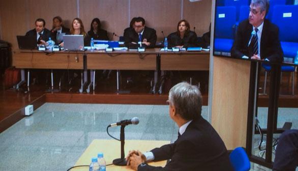 El secreto profesional de Tejeiro paraliza el juicio del caso Nóos