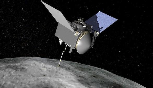 La NASA se prepara para buscar materia orgánica en el asteroide Bennu