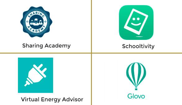 Cuatro apps españolas, finalistas de los Mobile Premier Awards