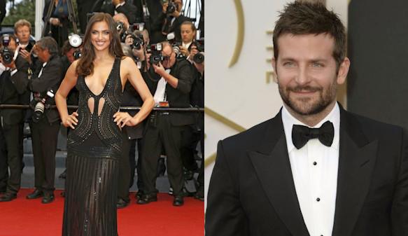 Irina Shayk y Bradley Cooper ¿la próxima pareja de moda?